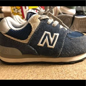 Toddler NEW BALANCE 574 classic sneaker